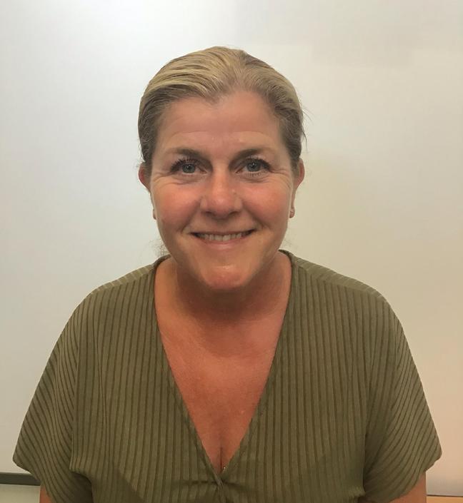Mrs McGuire - Teacher