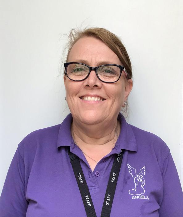 Mrs Stokes - Assistant Manager - Saints & Angels