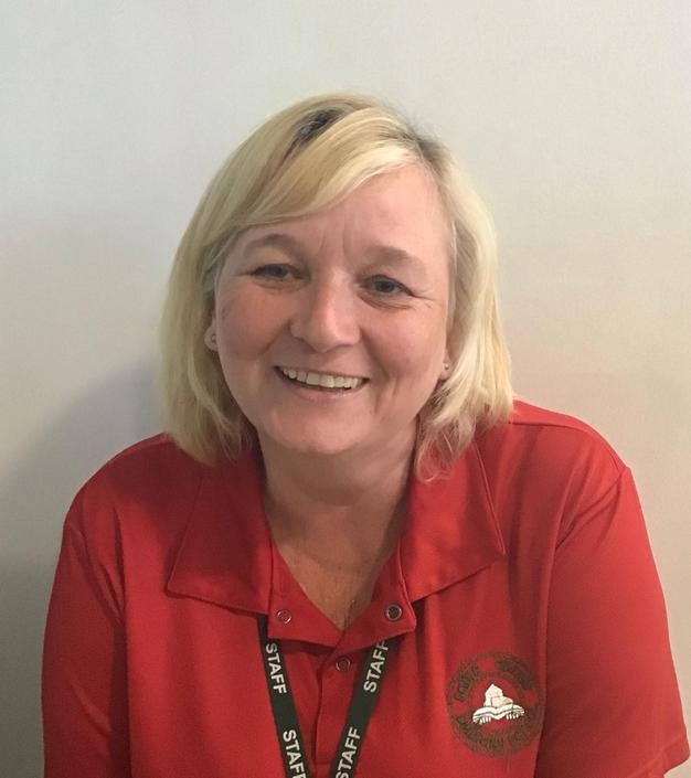Mrs McGann - Teaching Assistant