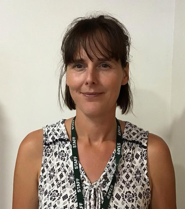 Mrs Roberts - Inclusion & Support Assistant