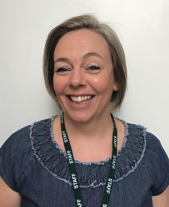 Mrs Plimmer - Inclusion & Support Assistant