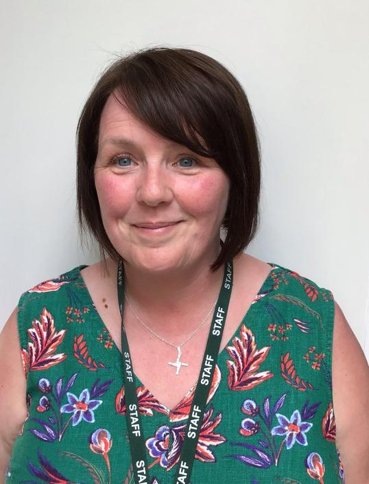 Mrs Morton - Inclusion & Support Assistant