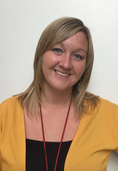 Mrs Sutcliffe - Inclusion & Support Assistant