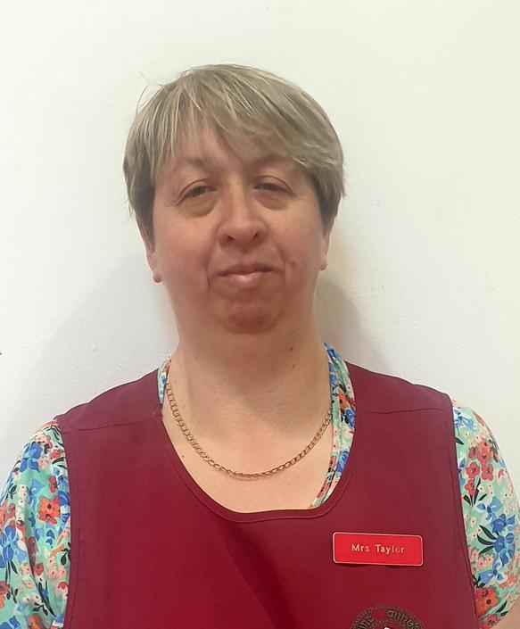 Mrs Taylor - Lunchtime Supervisor