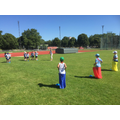 KS1 jumping: jumping sacks, standing and long jump