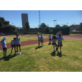 KS1 & KS2 running: 3 legged, egg&spoon and hurdles