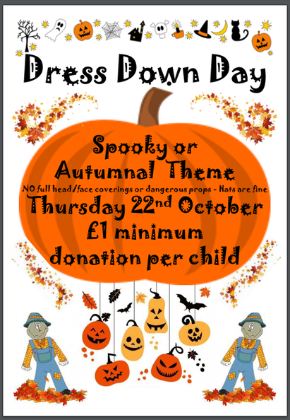 October Dress Down