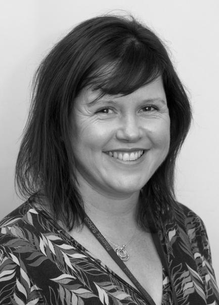 Kerry Thompson Deputy Designated Safeguarding Lead