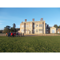 Checking out Felbrigg Hall.