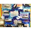 Y6 artwork of the Titanic