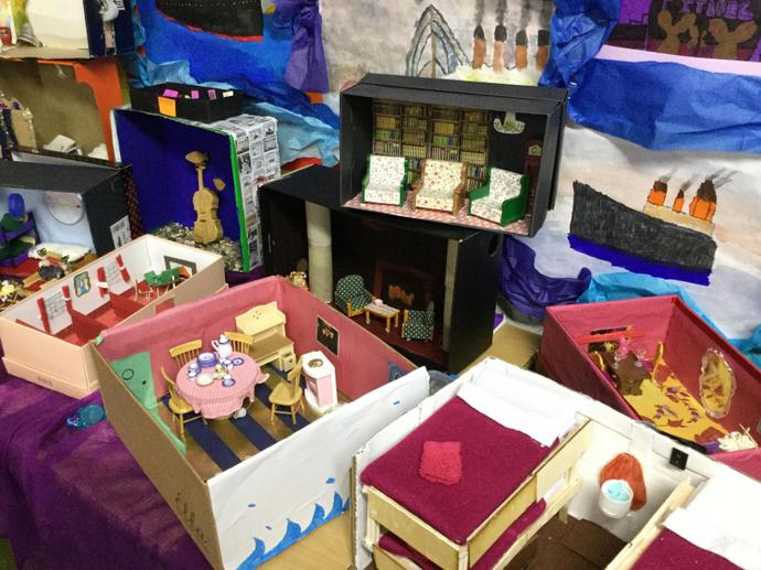 Y6 designed cabins for the Titanic