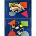 Grouping materials.