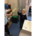 Working with the human skeleton