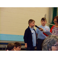 Boy's Sing Off