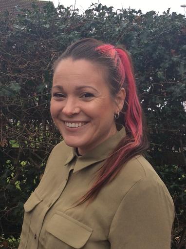 Mrs Tiley - Forest School Leader