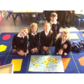 Continents of the world puzzle - Animals