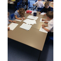 Practising our pencil control
