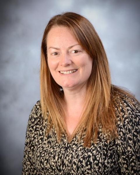 Mrs Harris - Deputy Designated Safeguarding Lead