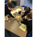 Re-creating 'Castle and the Sun' by Paul Klee