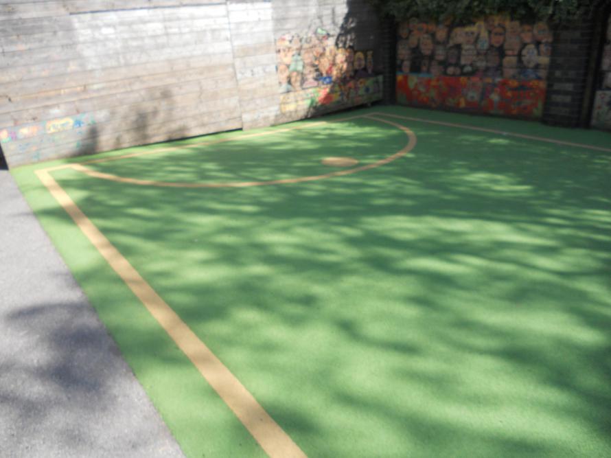 KS1 football area