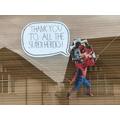 James - Reception - Ladybird - High Distinction