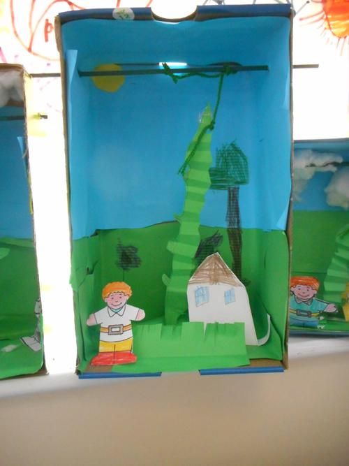 Our Jack & the Beanstalk wind up toy
