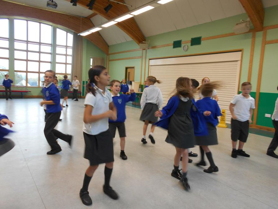 Hairspray dance workshop