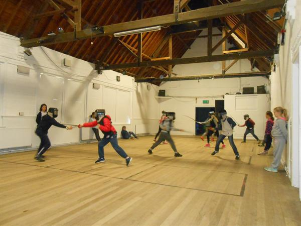 Fencing at Kingswood..jpg