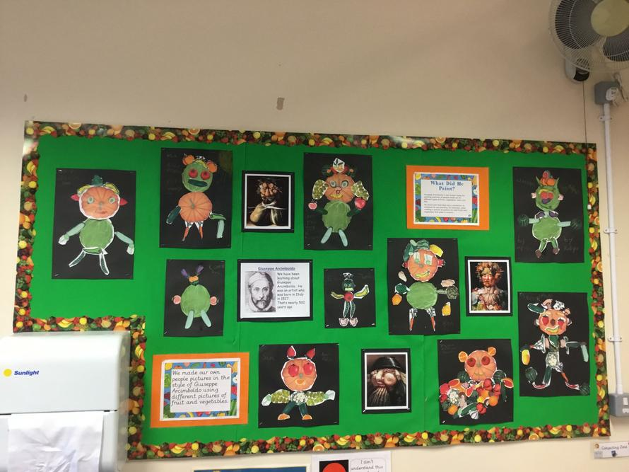Artwork from our Healthy Living topic