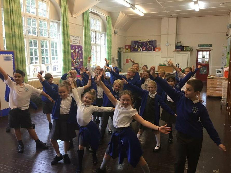 We really enjoyed our Hairspray Workshop!
