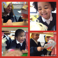 Our new topic is toys. We learned about puppets and Punch and Judy.