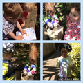 On Star of the Sea day we found Mary in the Prayer Garden.