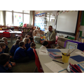 Reverend Stevens answered our questions.