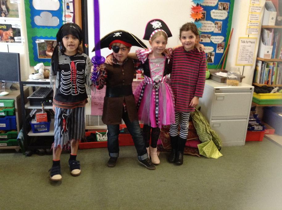 Pirate Day - Ahoy there!
