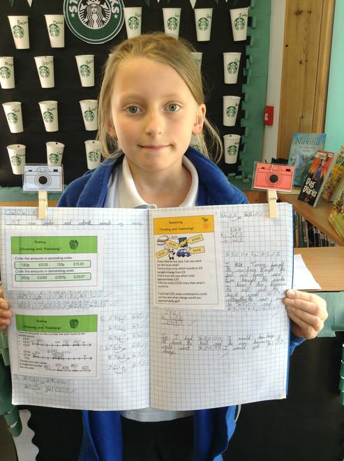 WOW! Look at our amazing reasoning skills!