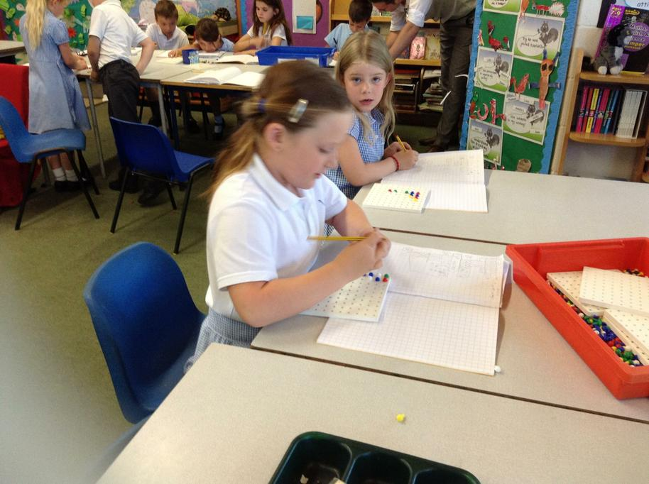 Investigating arrays in maths (1)