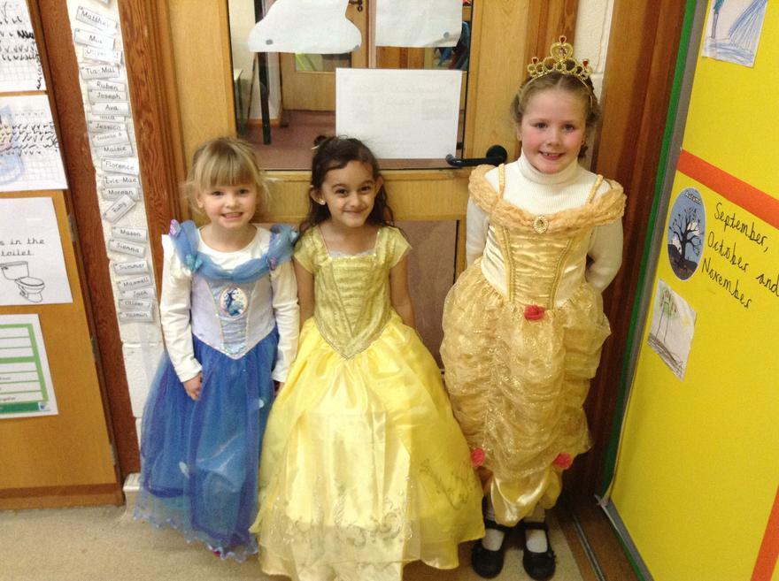 Our Princesses