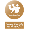 Staverton School Bronze Award 2015