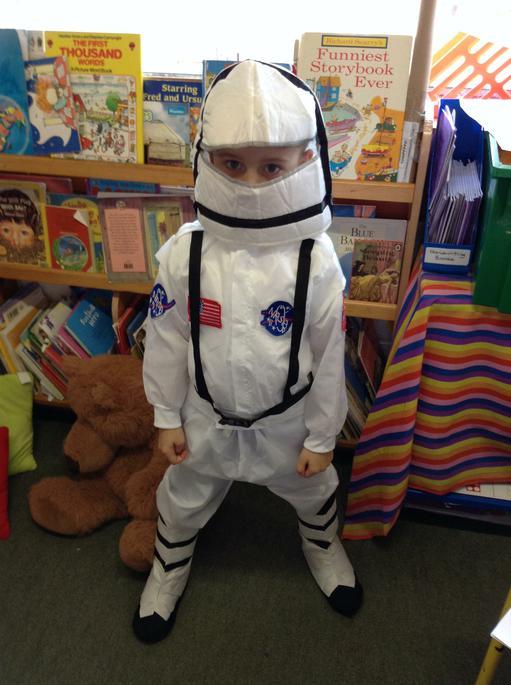 Astronaut Chris