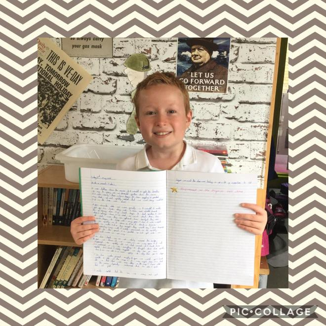 Fabulous recount!