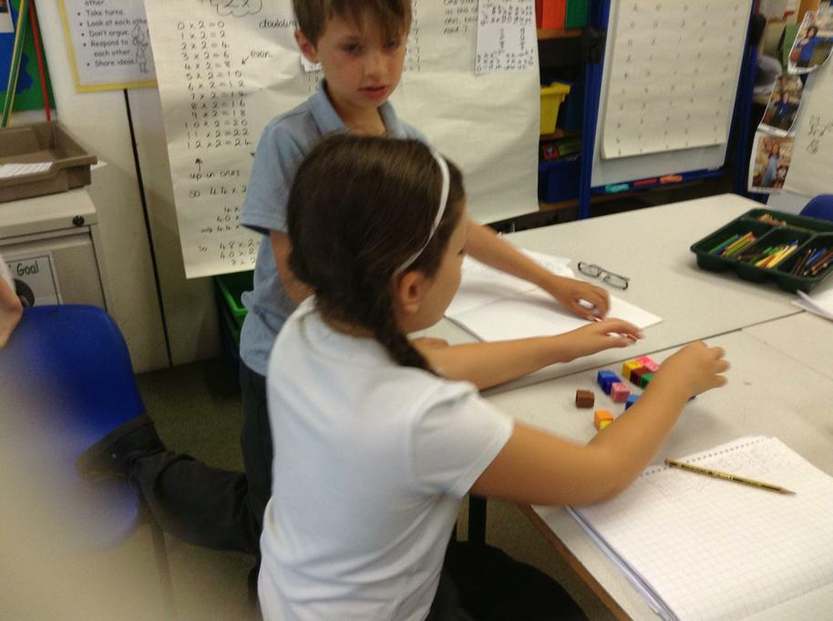 Investigating arrays in maths (2)