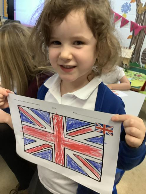 Learning about the Union Jack