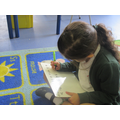 We learn to read and write letters and numbers in Class 1