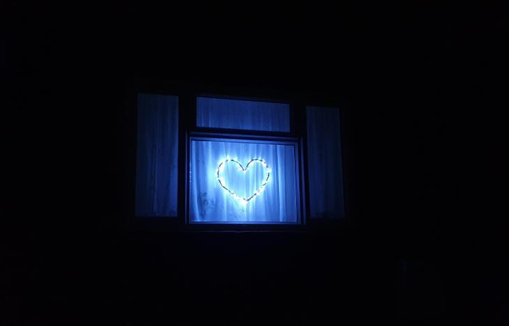...so beautiful at night!