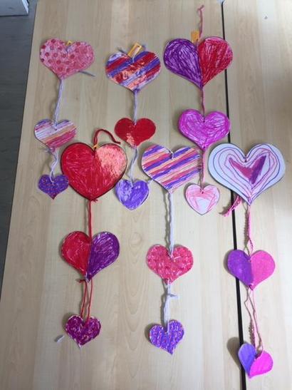 School hearts