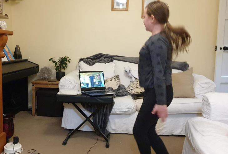 Doing Nikki's video..