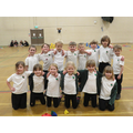 We love taking part in competitions against other schools