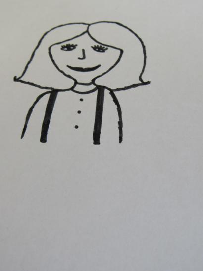 Mrs Sharpley - Kitchen assistant