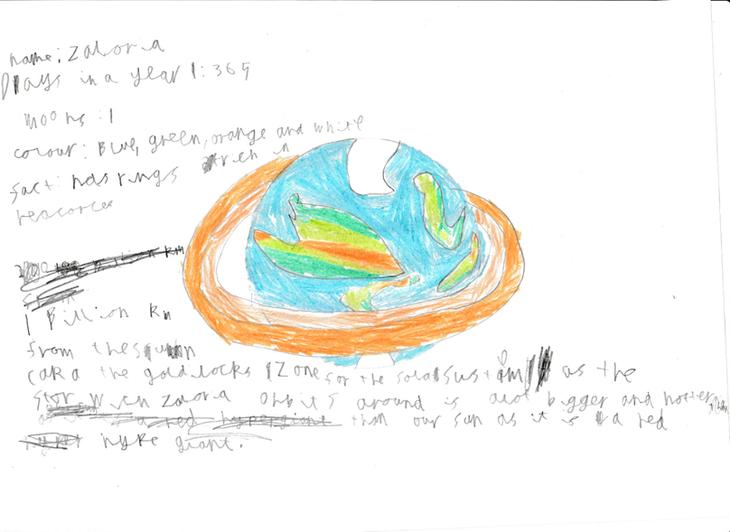 Oscar G's Planet