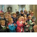 We love Church services